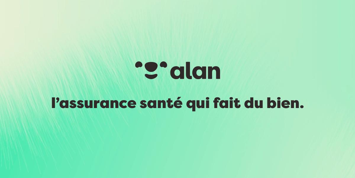 Découvrez Alan, l'assurance complémentaire santé dont les freelances rêvaient